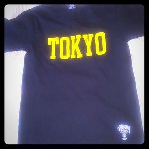 Men's Stussy Tokyo shirt
